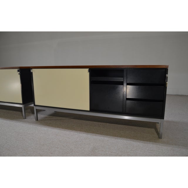 Art Metal for Knoll Int. Mid-Century Office Cabinets - A Pair - Image 6 of 10