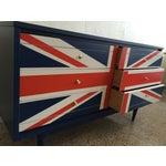 Image of Union Jack Credenza/Dresser