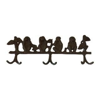 Monkey Iron Triple Hook Set