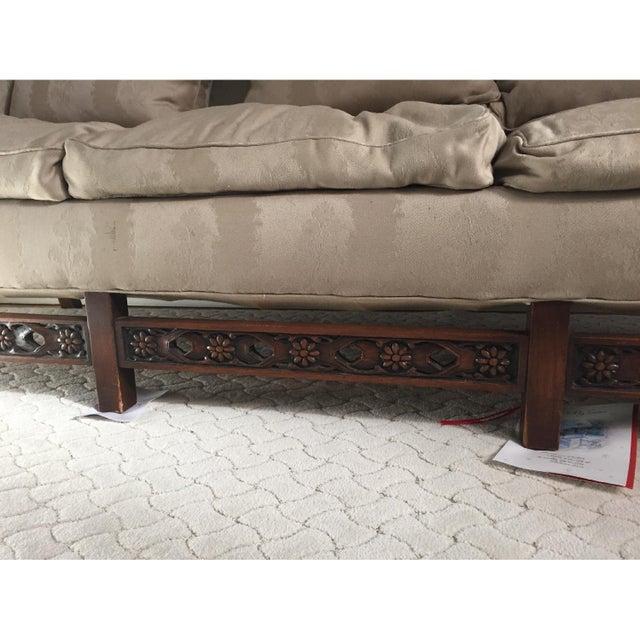 19th-Century English Sofa - Image 3 of 9