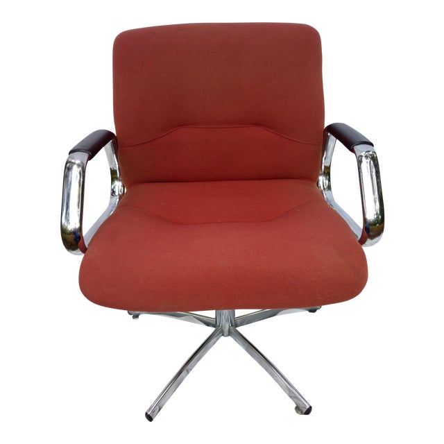 Vintage Steelcase Office Chair - Image 1 of 6