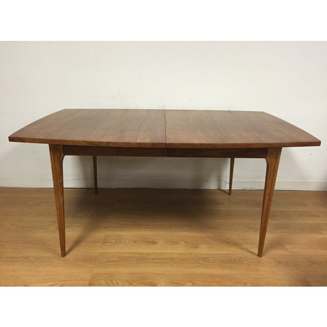 Broyhill Walnut Dining Table - Image 2 of 9