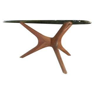 Mid-Century Modern Jacks Table
