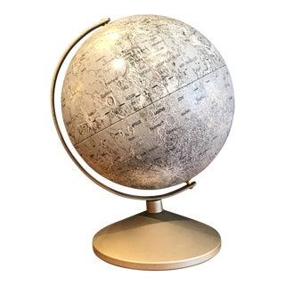 1960s Replogle Globes Moon Globe