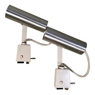 Rare Lightolier Decorator Spot Track Light - A Pair