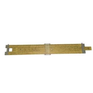 Giant Vintage Slide Ruler - 7 Foot