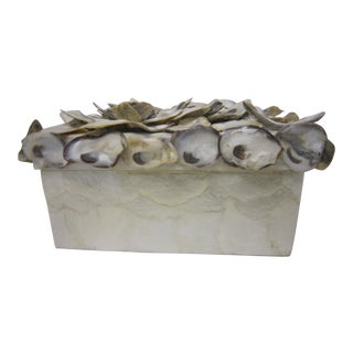 Cadiz & Oyster Shell Box