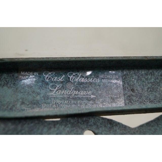 Image of Landgrave Cast Aluminum Patio Set - S/7