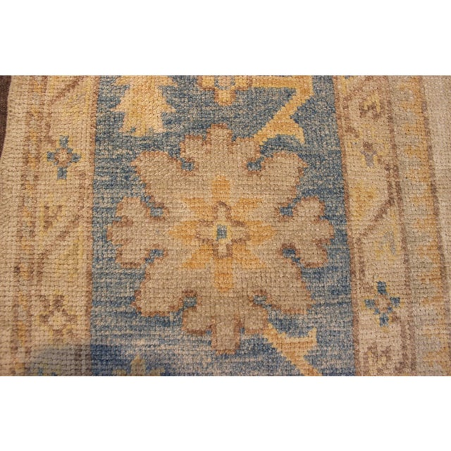 Turkish Anatolia Oushak Area Rug - 10' X 14' - Image 7 of 9
