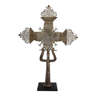 Ethiopian Silver Cross