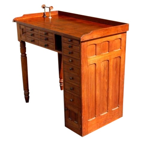 Vintage Watchmakers Bench - Image 1 of 4
