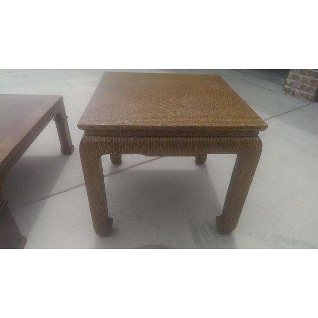 Vintage Baker Furniture End Table Chairish