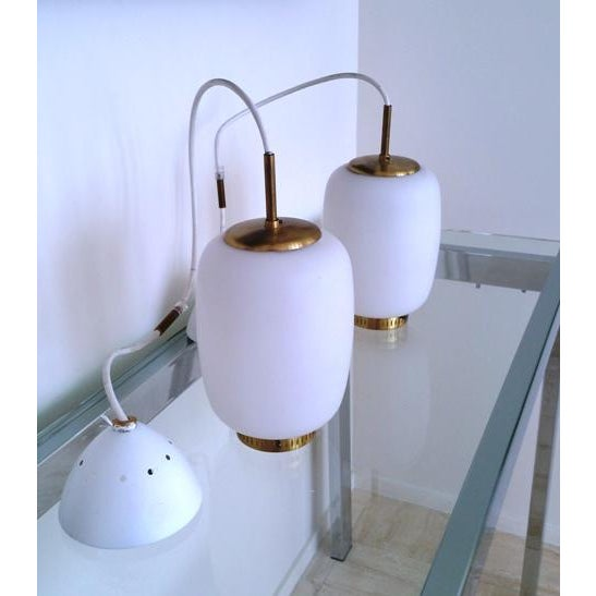 Bent Karlby China-Lamps - A Pair - Image 4 of 5