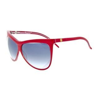 Laura Biagiotti Bright Red Sunglasses