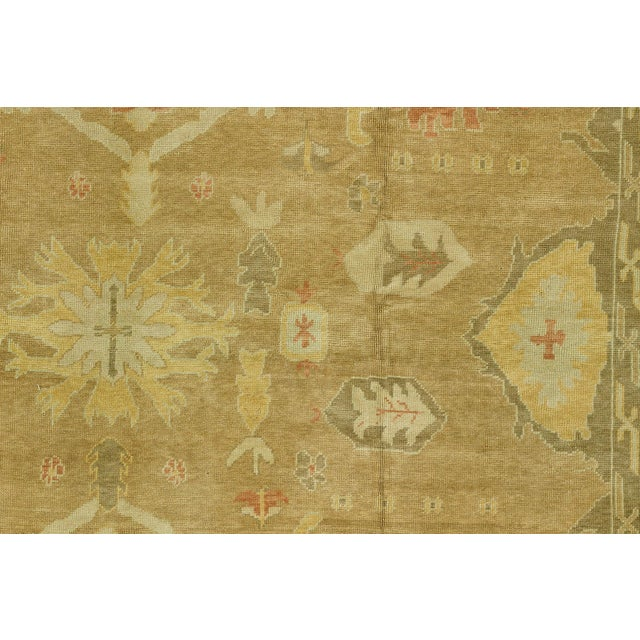Turkish Oushak Rug - 12'4'' x 16'2'' - Image 3 of 6