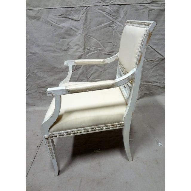 Swedish Armchairs - Set of 2 - Image 4 of 6