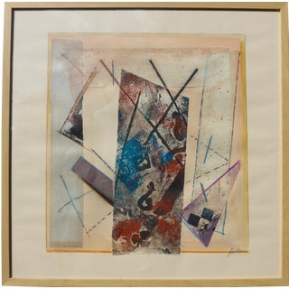 Linear Abstract Collage