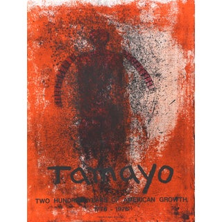 Rufino Tamayo Poster 200 Years of American Growth