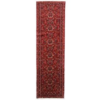 Vintage Persian Garageh Runner - 3′3″ × 11′1″