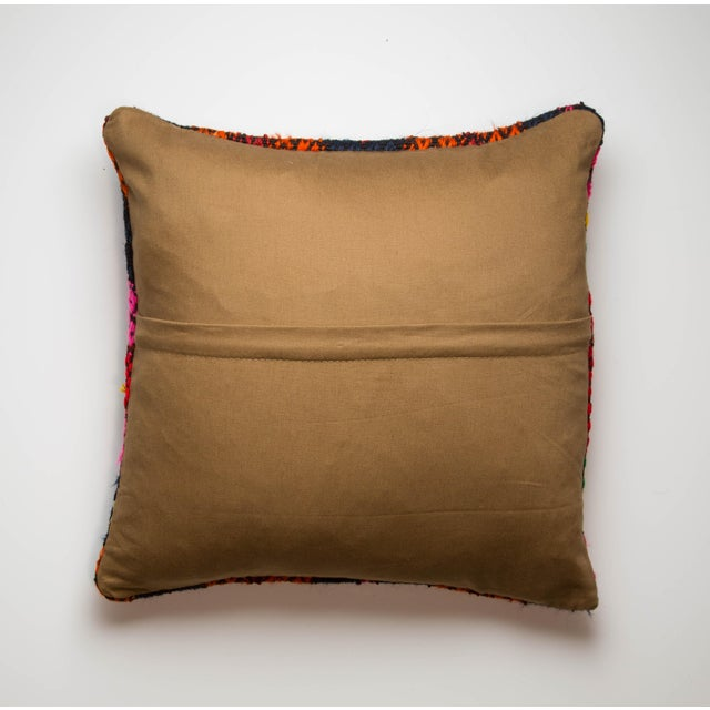 Image of Multicolor Kilim Pillow Case