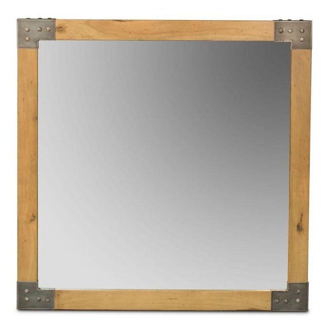 Sarreid Ltd Armory Mirror - Image 3 of 5