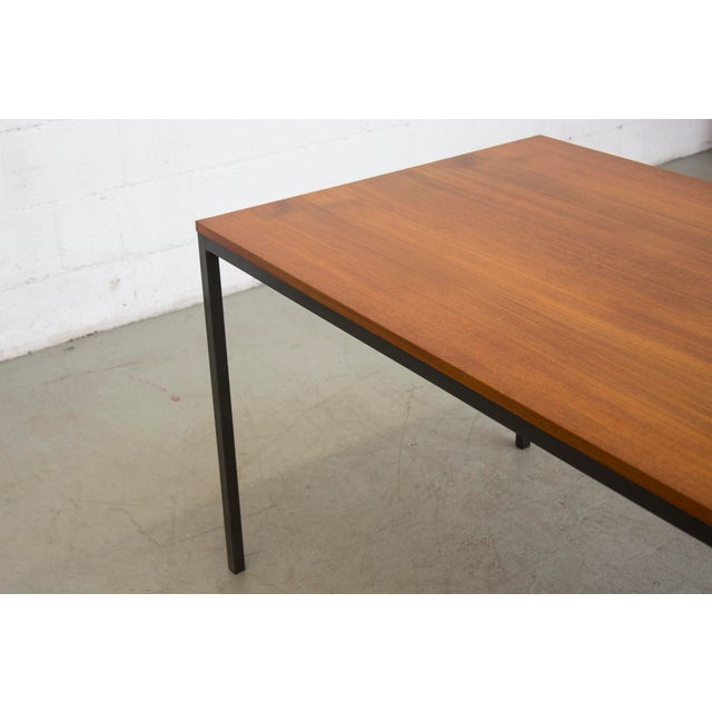 Cees braakman style japanese series dining table chairish for Cie no 85 table 4