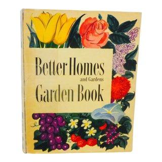 Better Homes & Gardens Garden Book