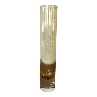 Vintage Swedish Cylinder Vase