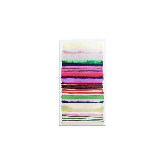 "Image of ""Vibrant Stripe 3"" by Kristi Kohut"