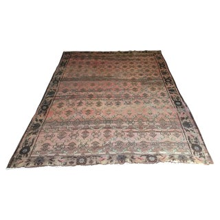 Multicolor Turkish Rug- 8' X 11'