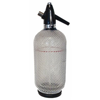 Mid-Century Seltzer Bottle