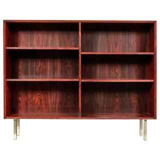 1960s Danish Brazilian Rosewood Bookcase