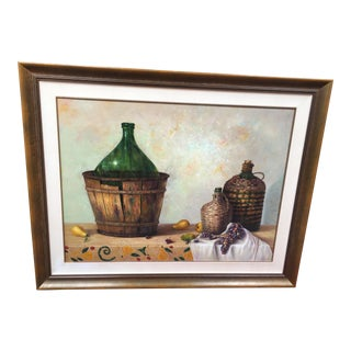 Original Oil Painting by Jerry Venditti