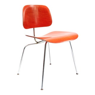 Vintage Eames For Herman Miller DCM Chair