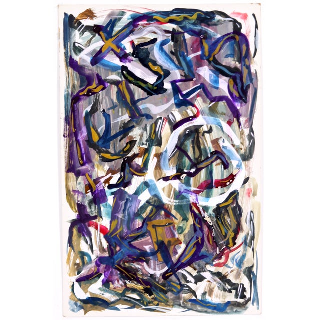 Image of Abstract Development 1959 Painting