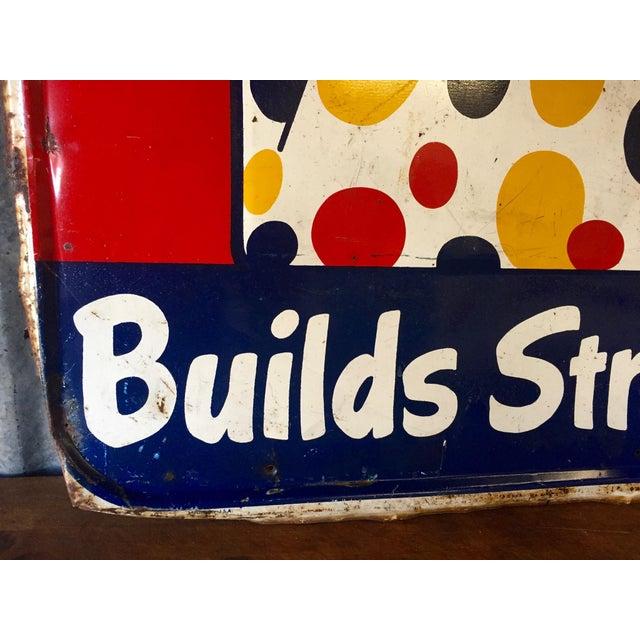 Vintage Original Wonder Bread Sign - Image 7 of 8