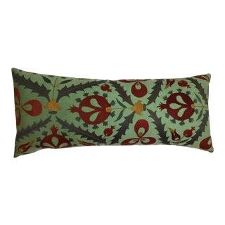 Vintage Suzani Silk Pillow