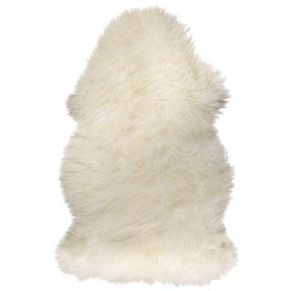 Natural New Zealand Sheepskin - 2' x 3