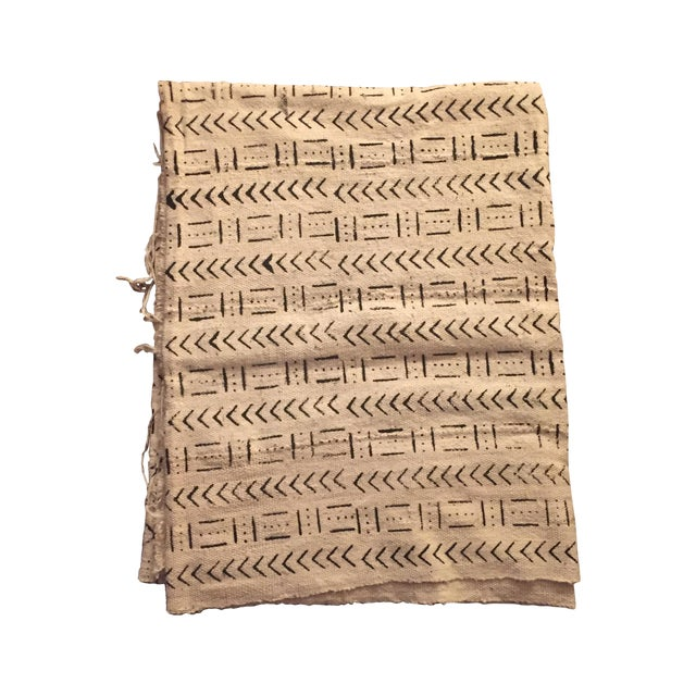African Mud Cloth - Image 1 of 4