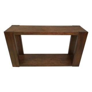 Room & Board Console Table