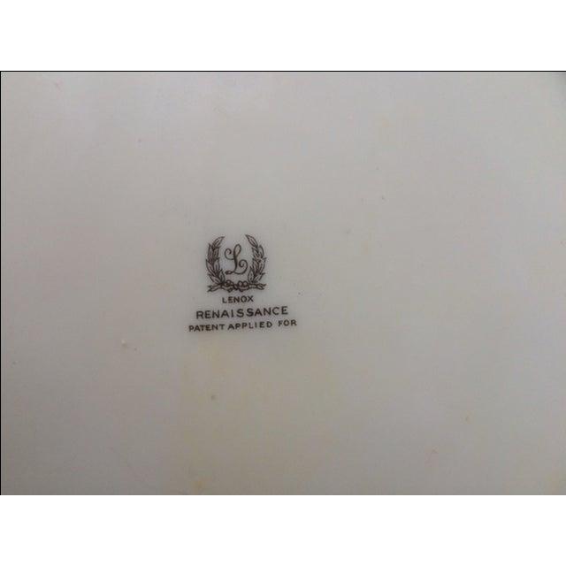 Lenox Renaissance China - 6 Piece Service for 8 - Image 8 of 9