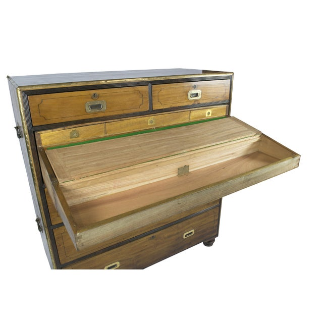1850 Campaign Chest - Image 6 of 7
