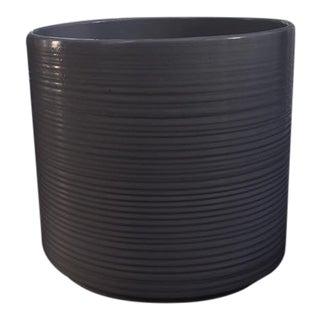 Gainey Laverne Grey Ceramic Planter