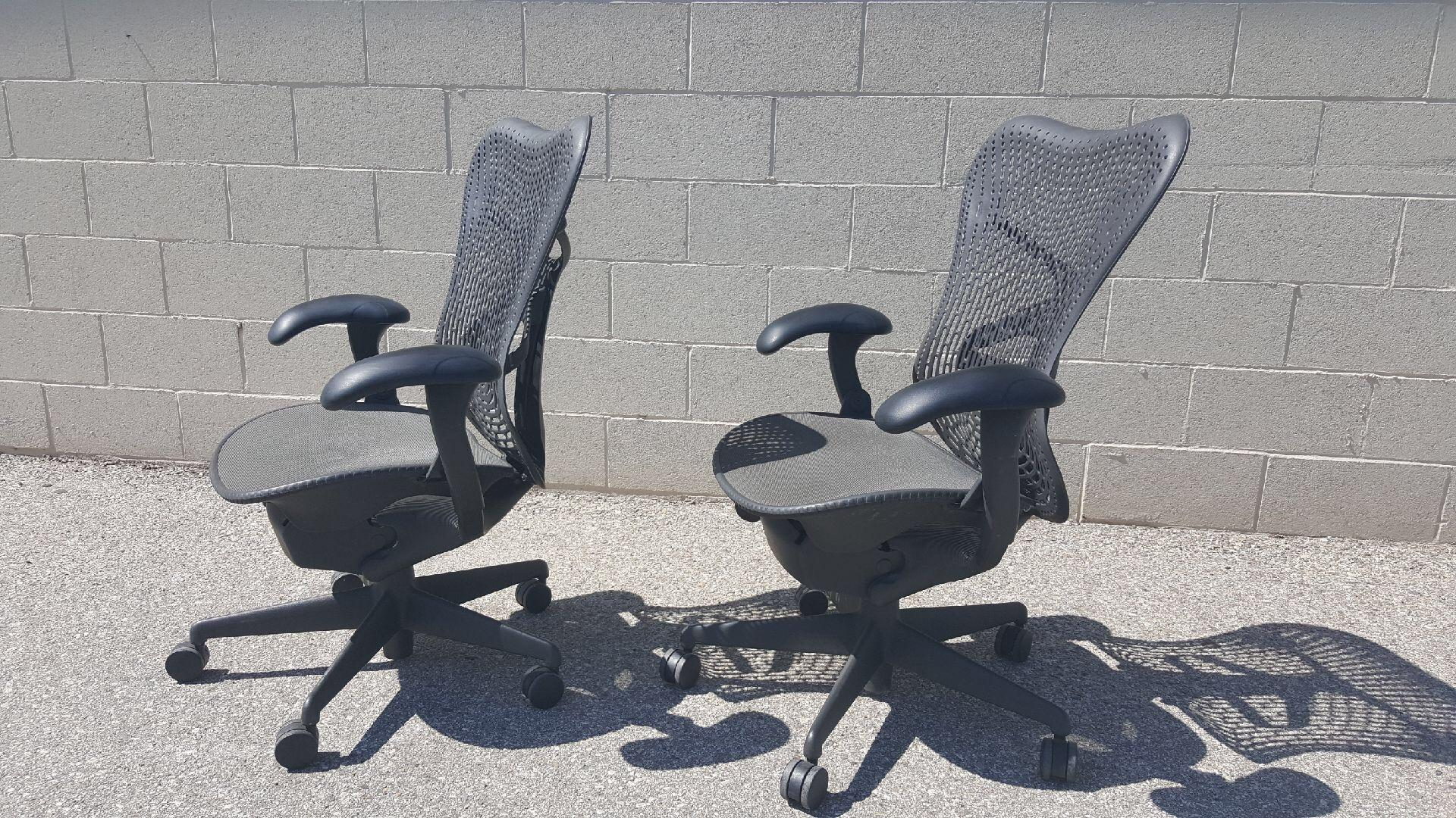 Herman Miller Style Office Chairs   Image 3 Of 8