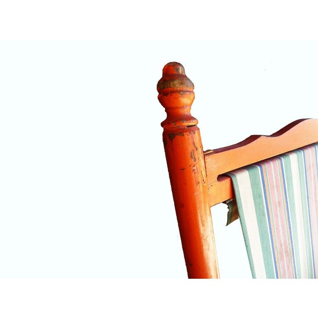 1940s French Outdoor Recliner - Image 3 of 5