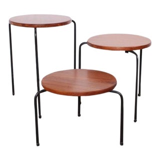 Nesting Tables by Luther Conover