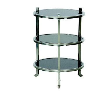 Vanguard Ellsworth Round Lamp Table