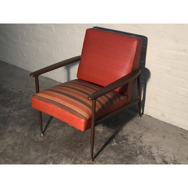 Viko by Baumritter Mid-Century Modern Lounge Chair - Image 11 of 11