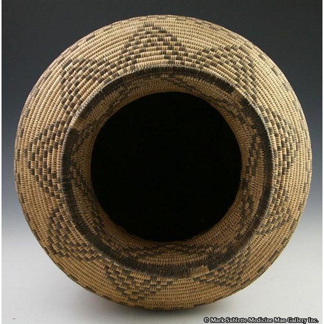 Apache Basketry Olla, circa 1890 - Image 7 of 7