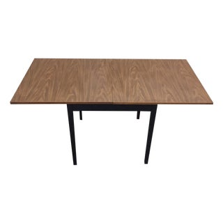 Mid-Century Modern Folding Top Dining/Card Table